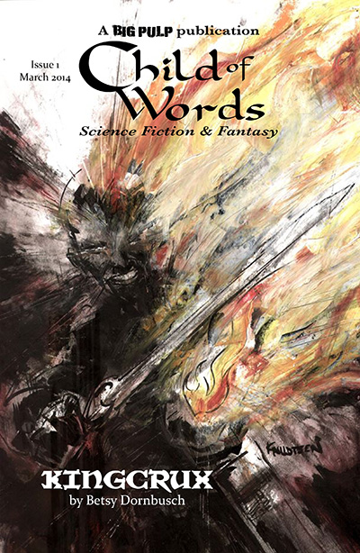 Child of Words Issue 1